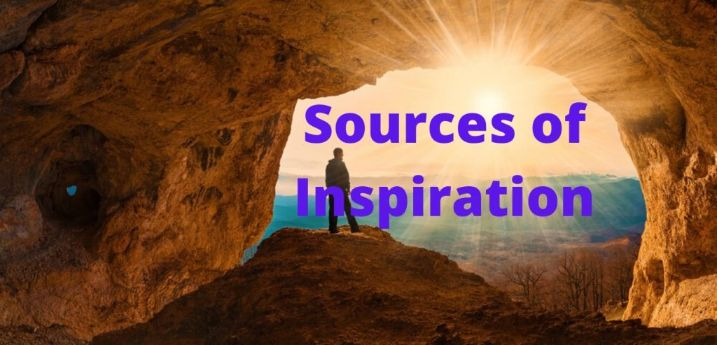 -sources of inspiration | BOOKMARK STATUS