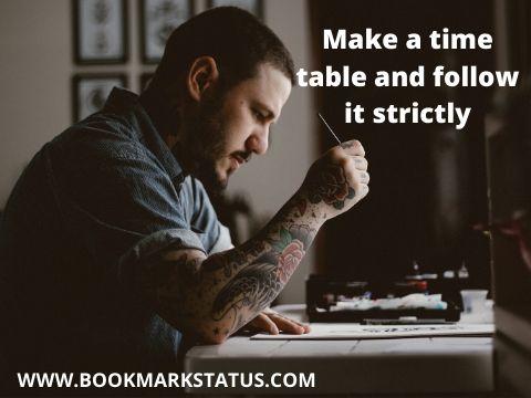 -self study tips in hindi | BOOKMARK STATUS