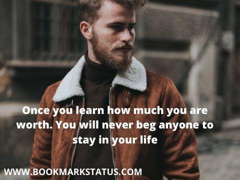 -attitude status for boys | BOOKMARK STATUS