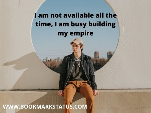-attitude captions for boys | BOOKMARK STATUS