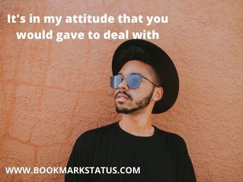 attitude quotes for ex