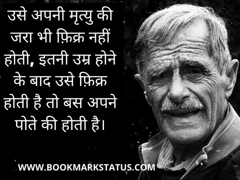 quotes for grandparents day in hindi
