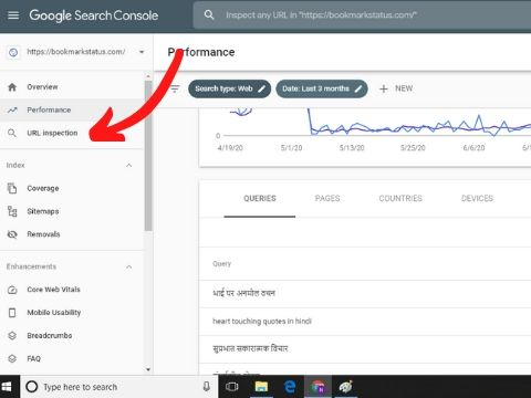 Apne Blog Post Ko Google Search Me Jaldi Index Kaise Kraye