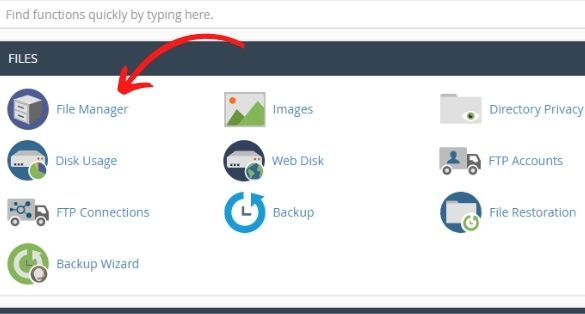 cpanel में जाकर plugin को upload कर के install करना।
