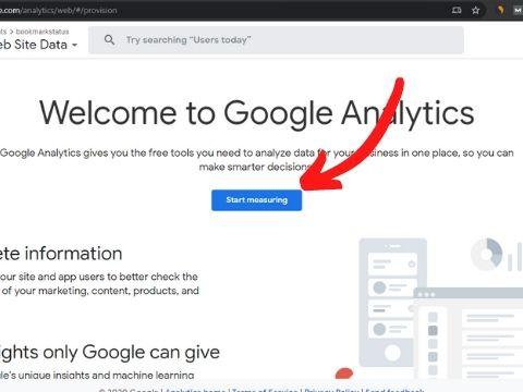 Google Analytics से अपनी website को कैसे Connect करे