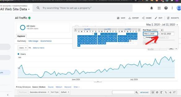 हमारी website पर लोग किसके जरिये ज्यादा आ रहे हैं इसका पता Analytics से कैसे लगाए ?