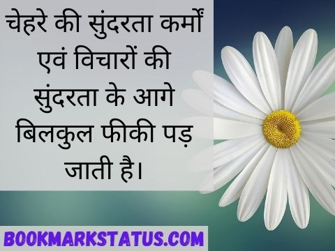 inner beauty quotes in hindi