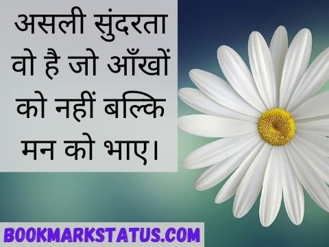 real beauty quotes in hindi