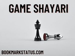 25 Best Game Shayari in Hindi