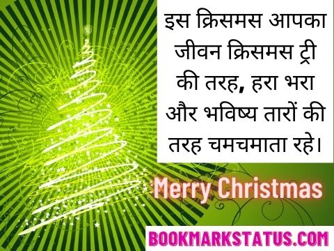 happy christmas quotes in hindi