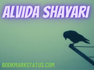 44+ New Alvida Shayari 2021