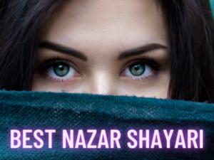 29+ Best Nazar Shayari