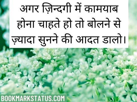 meaningful status in hindi