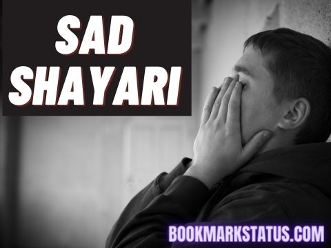 35 Best Sad Shayari in Hindi