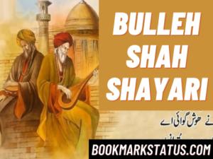 25 Best Bulleh Shah Shayari