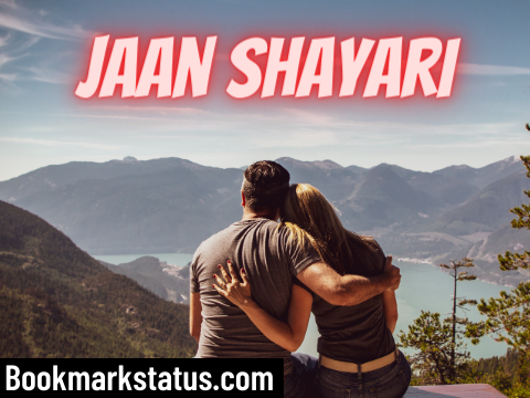 You are currently viewing 30 Best Jaan Shayari – (मेरी जान हो तुम शायरी)