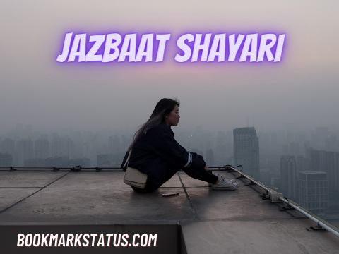 You are currently viewing 30 Latest 2 Line jazbaat shayari