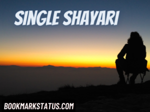 Read more about the article 25 Best Single Shayari