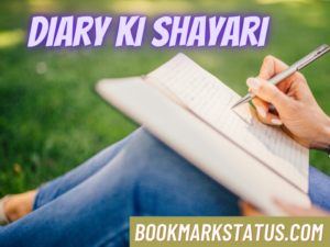 Read more about the article 30 Best Diary ki Shayari