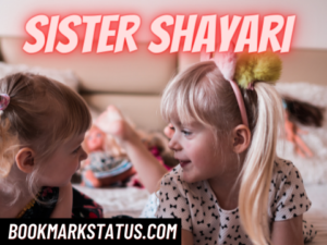 Read more about the article 30 Best Beautiful Sister Shayari