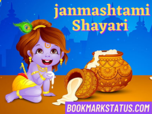 Read more about the article 30 Best Happy janmashtami Shayari